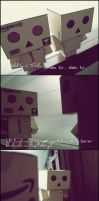 One More Chance Danbo by ryanwell