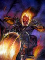 Ghost Rider by S-Lancaster