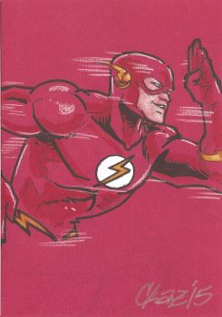The Flash 2 by cmkasmar