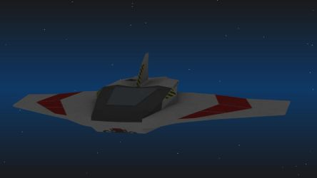 Simple Space Craft by SiathLinux
