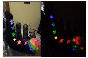 LED Pickle Tail (by Sushi Suits) by CuriousCreatures