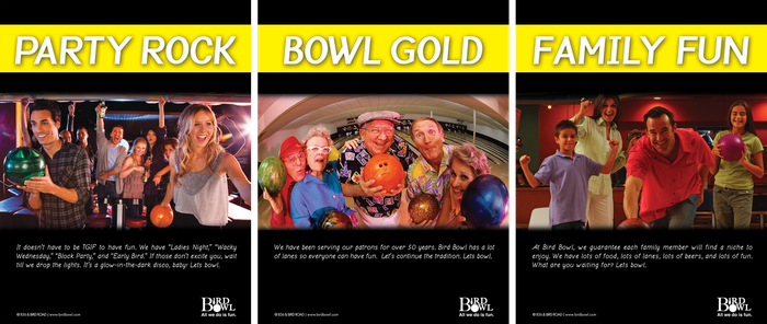 Bird Bowl ads by Whatsome