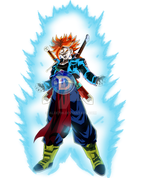 TAPIUNKS - Tapion - Trunks Fusion - edit