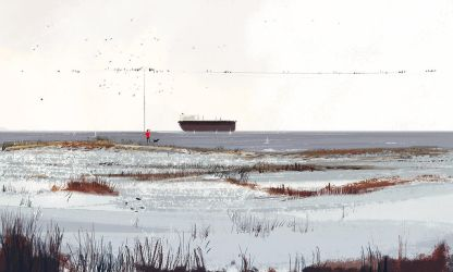 Travel bug by PascalCampion