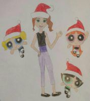 Merry Christmas From the PPG and Jessie! by PPGandJessie