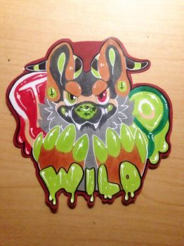 Themed Torso badge by bootiehole