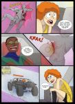 Zombie Killers Pg35 by MinorDiscrepancy