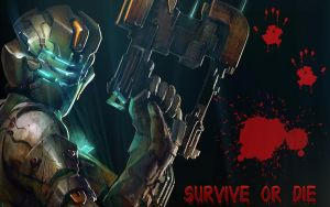 Dead Space by Michio11