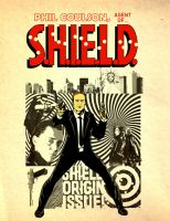 Phil Coulson, Agent of SHIELD by ninjaink