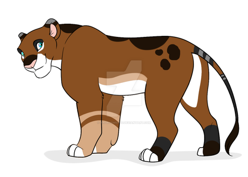 Lion Adopt (Closed) by AngrySweets