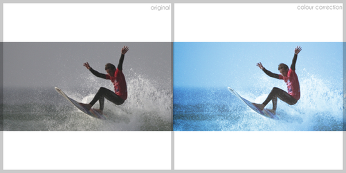 Surfer Colour Correction by Afer-Photography