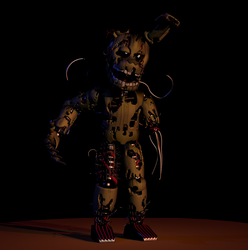 stylized scraptrap by Timimouse15