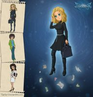 Business Woman by TarXor