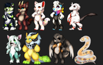 Paintie Commissions / Trades (updated remaining) by ll-vitiatus-ll