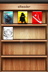 ANDROID-eREADER by neily