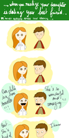 That awkward moment when ... by SpinningInDaffodils