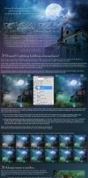 The Lighting Tutorial - Part 2 by kuschelirmel-stock