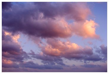 Purple Clouds by aRchAng3lZz