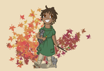 Welcome to Autumn by 1Abiodun