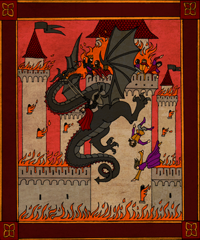 The Fall of Harrenhal by Reaprycon
