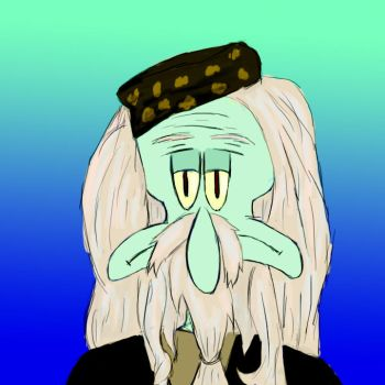 Dumblesquid by ShadowTriforce