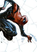 Superior Spiderman by RecklessHero