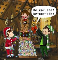 Decorating Doctors by Mad-Hattie