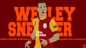 Wesley Sneijder Vector by ANILDD11
