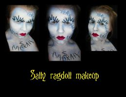 Sally Makeup by Laura-Bosley