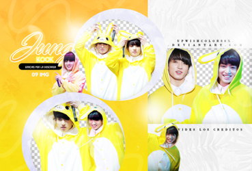 JUNGKOOK PNG PACK #2/BTS by Upwishcolorssx