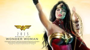 Wonder Woman 2015 by AxteleraRay-Core