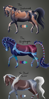 Unnatural Adopts! (CLOSED) by lovelyskylark