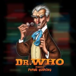 Peter Cushing Doctor by jonpinto