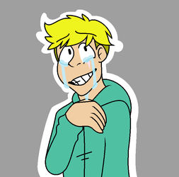 butters does a cry by CheetahGirl5147