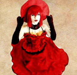 Madame Red cosplay by HeartRateRed