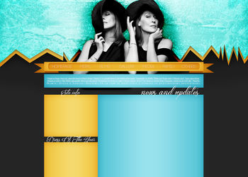 Meryl Streep layout 10 by VelvetHorse