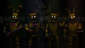 Welcome to Fredbear's... by OfficialGFG