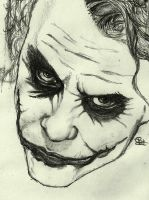 The Joker by RiaSal