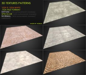 Free textures pack 41 by Yughues