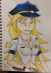 Officer Panty by emichaca