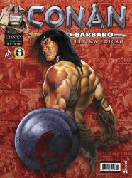 Conan, The Barbarian No. 76 by JoaoBSilveira