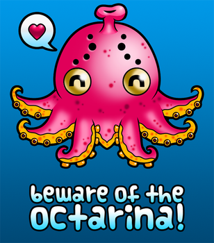 Octarina by debureturns