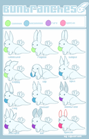 Bunbranches trait sheet: Rhinopores by Lighterium