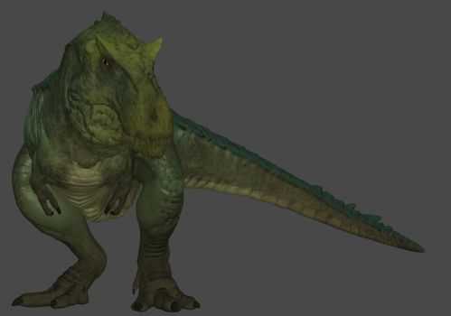 Hypo Rex (from The Isle) for XPS/XNA! by Jorn-K-Nightmane