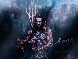 Aquaman - Blend in PSD by sweetpoisonresources
