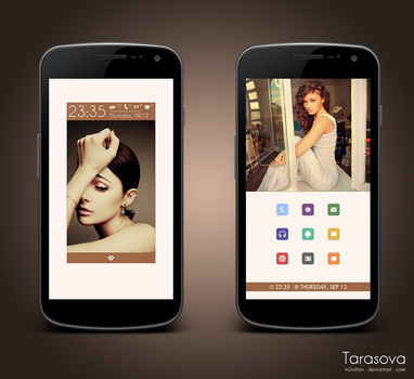 Tarasova by In2uition