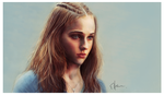 Sansa Stark by Yellowtwist