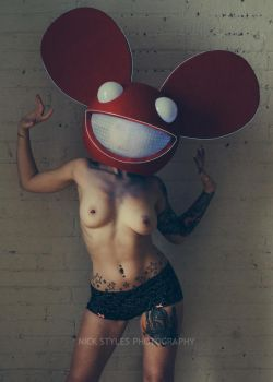 NSp - deadmau5 by LEGENDofLMPF