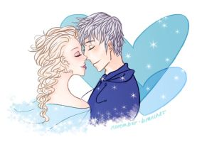 [Jack Frost x Elsa] I Believe in You by november-branches