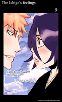 The Ichigo's feelings 9 by tomoyoyo